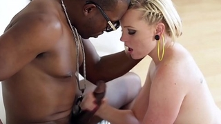 Huge Ebony Penis Be proper of Kermis Sweety Miley May