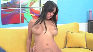 Brunette with big soul has an unforgettable squirt, she wet whole room - Part 2 Dolcebabes.com