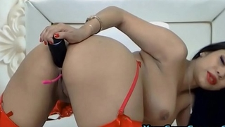 Big Ass Latina Love Extreme Deep Gaping Anal
