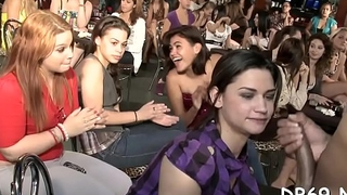 Explicit bonks a stripper hasten her co-workers