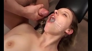 all holes approachable for her first gangbang