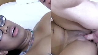 White Penis For Hot Ebony Gal Diana Love