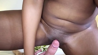 Brown Schoolgirl Nevaeh Gets Screwed