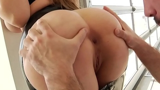 Wild anal shepherd down Lena Paul