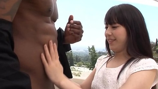 Ruka Kanae another BBC in LA